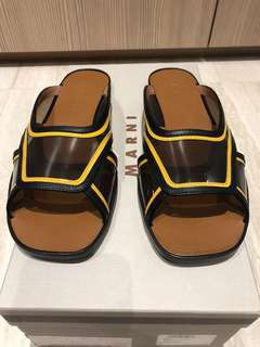 Authentic (Brand New) Marni Sandals