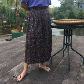 Long Oldie Skirt