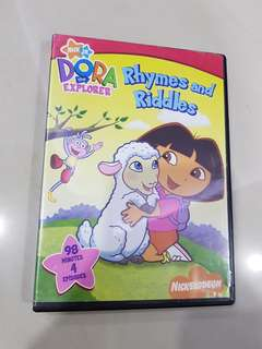 Dora Rhymes and Riddles
