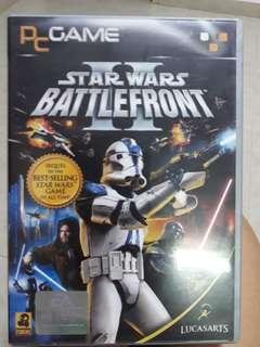 Star War Battlefront 2 Disc 1 2 3 4 PC Game(new)