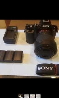 Sony α7 lens kit