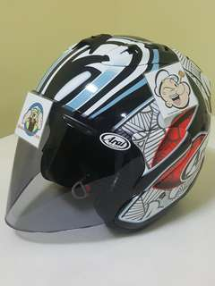0206*** TSR NAKANO CONVERT Helmet For Sale 😁😁Thanks To All My Buyer Support 🐇🐇 Yamaha, Honda, Suzuki