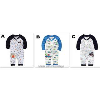 🚚 GSS Long Sleeve Baby Jumpsuit