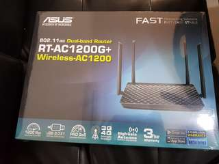 BNIB Dual-band router