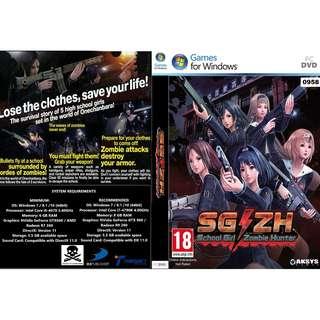 (PC) SG ZH - School Girl Zombie Hunter