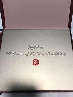 SG 50 Commemorative Notes