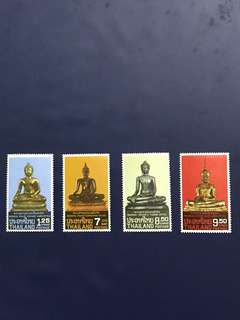 Thailand Stamp set as in pictures