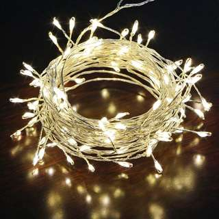 645. 10cm Battery Operated LED Lights