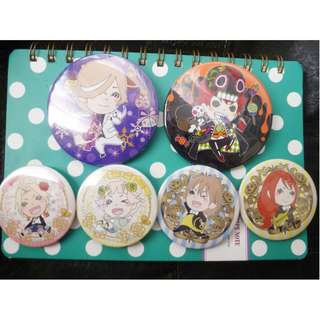 Assorted Anime Badge OFFICIAL #midyearsale