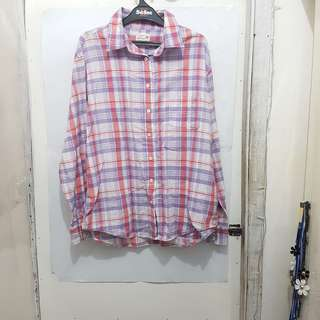 Kemeja American Eagle Outfitters