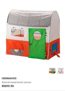 Playpen ikea kid play tent HEMMAMOS