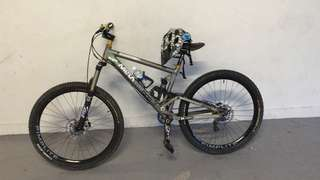 Commencal meta for sale