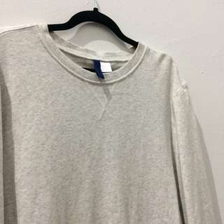 H&M Divided Crewneck Misty