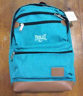 Everlast Backpack T Green