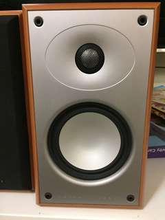 Mordaunt shorts speakers MS902