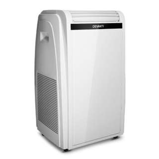 Portable Reverse Cycle Heater & Air Conditioner White