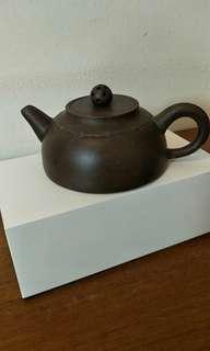 Vintage teapot(茶壶)