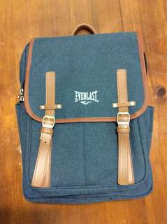 Everlast Backpack DK Green