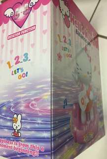 Hello Kitty Balance Car Rotation Function