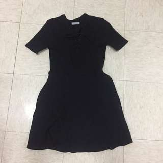 6ixty 8ight black dress