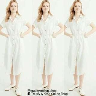 Uniqlo Inspired Polo Dress
