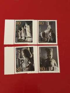 中國郵票2002-13