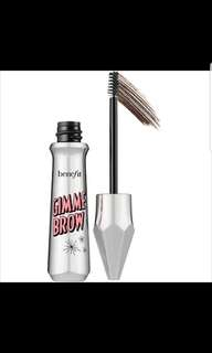 Gimme Brow Benefit Volumizing Eyebrow Gel