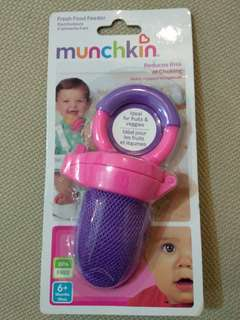 Baby fresh food feeder (by Munchkin)