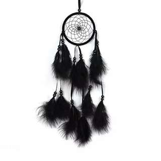 265- Full Black Dreamcatcher