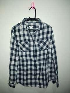 Bossini Checkered Long Sleeve