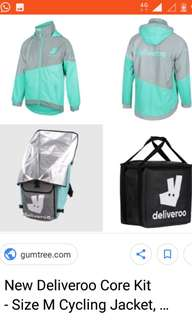Deliveroo Bag Set Packages