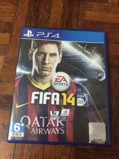PS4 Game: FIFA 14