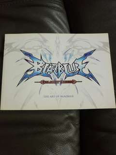the art of blazblue