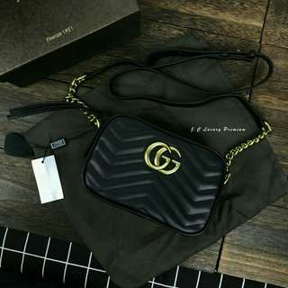 Gucci gg marmont小号