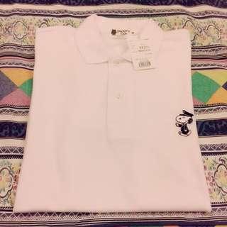 Snoopy polo衫
