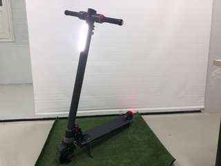 DUAL MOTOR Dream S5 Carbon Fiber Electric Scooter E-Scooter DISPLAY SET SALE