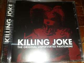 Music CD: Killing Joke ‎– The Original Unperverted Pantomime - Legendary UK Post-Punk Band