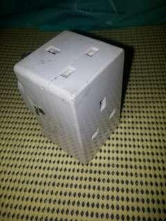 Three way socket plug ($2)