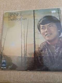 Vinyl Frankie the rising sun