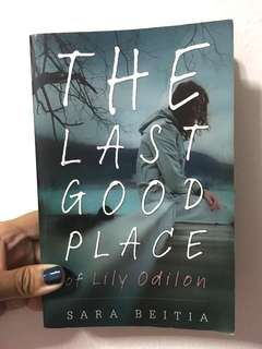 Fiction: The Last Good Place by Sara Beitia