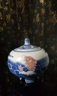 Antiques Incense Burner Home Decoration