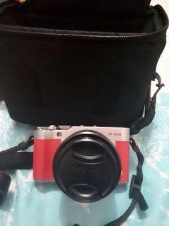 Di jual cepat kamera miroles fujifilm xa3 100 mulus