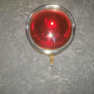 Vintage Red Lamp Volkswagen Beetle Kombi Vw Vintage Vespa Jobot Px200 Paggio Old skool Bosozoku Ke70 ke30 Datsun