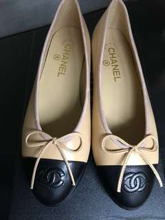 Chanel Shoes Sz 37 - HIGH QUALITY REPLICA