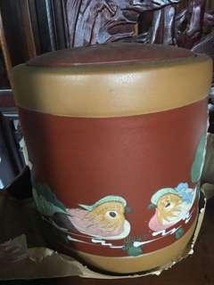 Zisha Tea container