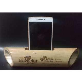 Natural Bamboo Sound Amplifier