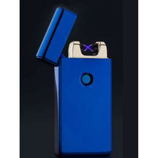 🚚 Pulse Arc Electronic Lighter (Double Arc) - Model 002 Blue