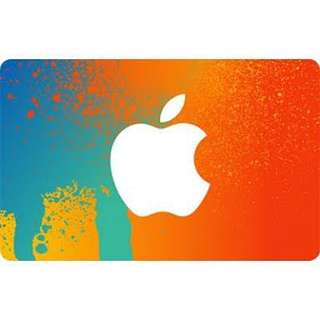 Apple iTunes Voucher/Gift Card $20