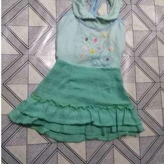 Terno blouse+skirt