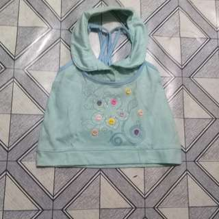 Baby detailed blouse